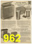 1959 Sears Spring Summer Catalog, Page 962