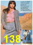 1988 Sears Fall Winter Catalog, Page 138