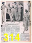 1957 Sears Spring Summer Catalog, Page 314