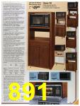 1986 Sears Fall Winter Catalog, Page 891