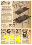 1962 Sears Fall Winter Catalog, Page 774