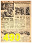 1942 Sears Spring Summer Catalog, Page 490