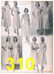 1957 Sears Spring Summer Catalog, Page 310