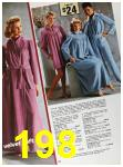 1985 Sears Fall Winter Catalog, Page 198