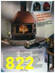 1986 Sears Fall Winter Catalog, Page 822