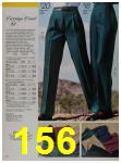 1988 Sears Fall Winter Catalog, Page 156