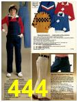 1981 Sears Spring Summer Catalog, Page 444