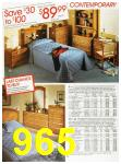 1988 Sears Fall Winter Catalog, Page 965