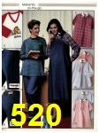 1983 Sears Fall Winter Catalog, Page 520