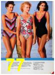 1986 Sears Spring Summer Catalog, Page 77