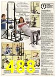 1983 Sears Spring Summer Catalog, Page 488