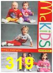 1987 Sears Fall Winter Catalog, Page 319