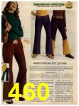 1972 Sears Fall Winter Catalog, Page 460