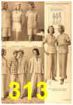 1958 Sears Spring Summer Catalog, Page 313