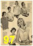 1960 Sears Spring Summer Catalog, Page 97