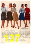 1963 Sears Fall Winter Catalog, Page 137