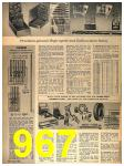 1964 Sears Spring Summer Catalog, Page 967