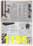 1967 Sears Fall Winter Catalog, Page 1196