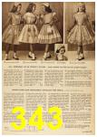 1958 Sears Spring Summer Catalog, Page 343