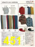 1982 Sears Fall Winter Catalog, Page 451
