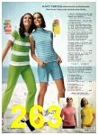 1969 Sears Spring Summer Catalog, Page 263