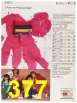 1987 Sears Fall Winter Catalog, Page 377