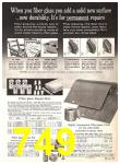 1969 Sears Spring Summer Catalog, Page 749