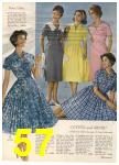 1960 Sears Spring Summer Catalog, Page 57