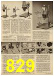 1965 Sears Spring Summer Catalog, Page 829