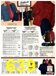 1978 Sears Fall Winter Catalog, Page 639