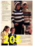 1978 JCPenney Christmas Book, Page 205