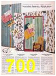 1957 Sears Spring Summer Catalog, Page 700