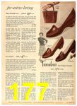 1958 Sears Fall Winter Catalog, Page 177