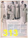 1957 Sears Spring Summer Catalog, Page 313