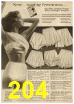 1959 Sears Spring Summer Catalog, Page 204
