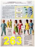 1973 Sears Spring Summer Catalog, Page 263