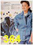 1987 Sears Fall Winter Catalog, Page 364