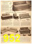 1956 Sears Fall Winter Catalog, Page 952