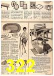 1960 Sears Fall Winter Catalog, Page 322
