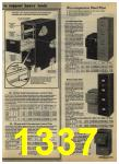 1980 Sears Fall Winter Catalog, Page 1337