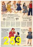 1942 Sears Spring Summer Catalog, Page 259