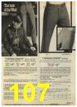 1968 Sears Fall Winter Catalog, Page 107