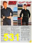 1986 Sears Fall Winter Catalog, Page 531