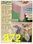 1987 Sears Spring Summer Catalog, Page 872