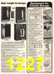 1976 Sears Fall Winter Catalog, Page 1227
