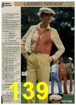 1979 Sears Spring Summer Catalog, Page 139