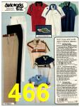 1981 Sears Spring Summer Catalog, Page 466