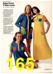 1974 Sears Spring Summer Catalog, Page 165