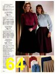 1983 Sears Fall Winter Catalog, Page 64