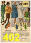 1962 Sears Spring Summer Catalog, Page 402